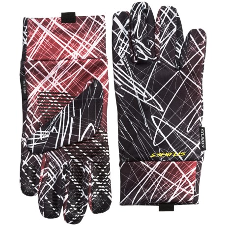 Seirus Dynamax Fleece Gloves (For Men and Women)