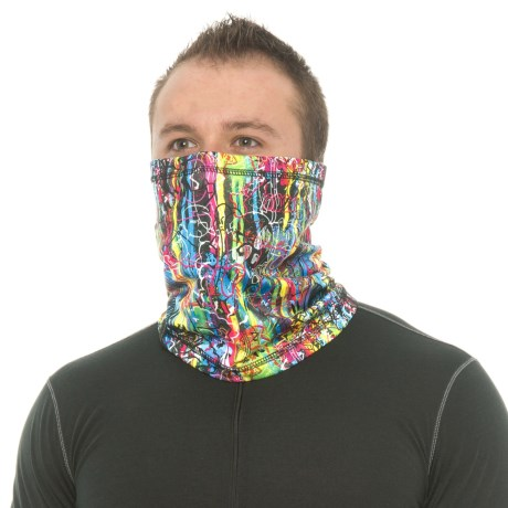 Seirus Dynamax Fleece Neck Gaiter (For Men and Women)