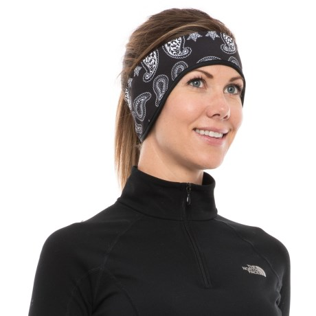 Seirus Dynamax Contoured Headband (For Men and Women)