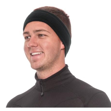 Seirus Polar Plush Headband (For Men and Women)