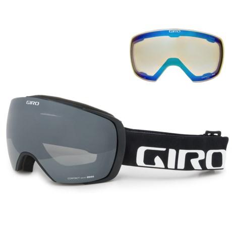 Giro Contact Ski Goggles - Extra Lens