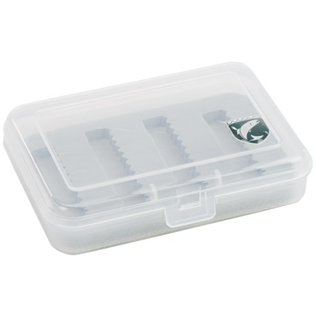 Douglas Outdoors Fly Box with Slotted Foam - 3.59x2.6""