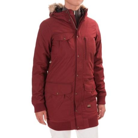 O'Neill Aviatrix Snowboard Jacket - Waterproof, Insulated (For Women)