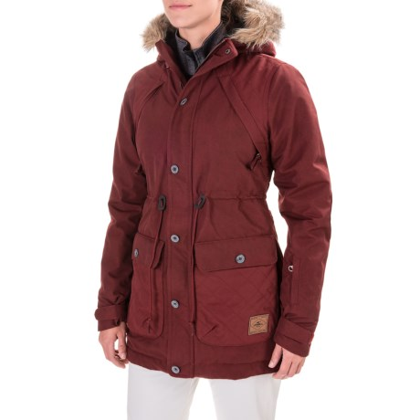 O'Neill Glaze Snowboard Jacket - Waterproof, Insulated (For Women)