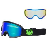Dragon Alliance DX2 Ionized Ski Goggles - Extra Lens