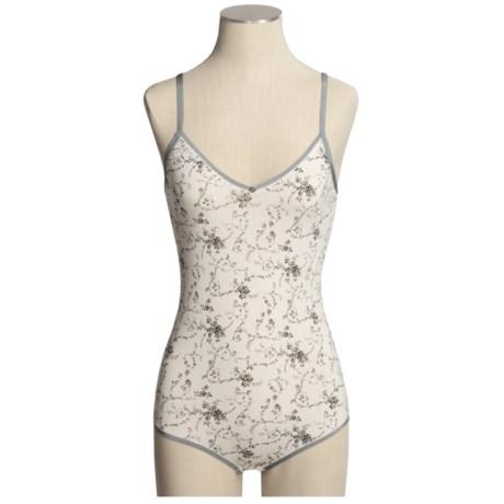 Calida Claremont Cotton Body Suit (For Women)