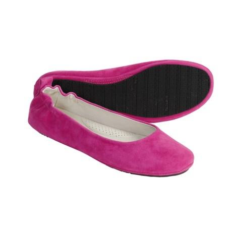Acorn Colette Skimmer Slippers (For Women)