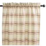 "Commonwealth Home Fashions Tartan Curtains - 104x84"", Pole-Top"
