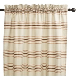 "Commonwealth Home Fashions Tartan Curtains - 95"", Pole Top"