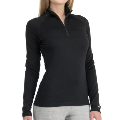 Icebreaker Chakra Skin 200 Base Layer Top - Lightweight, Merino Wool, Long Sleeve (For Women)