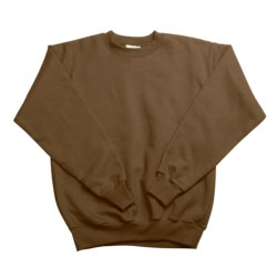 Hanes Comfortblend Fleece Sweatshirt - Crew Neck (For Little and Big Kids)