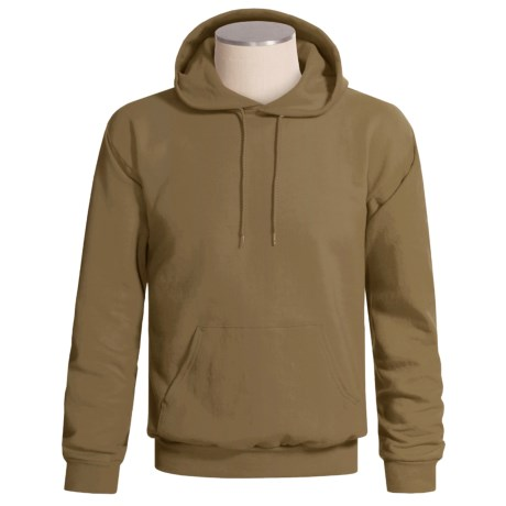 Hanes Comfort-Blend Fleece Hoodie Sweatshirt - Pullover (For Men and Women)