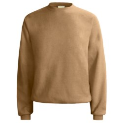 Hanes Comfort-Blend Fleece Sweatshirt - Crew Neck, Long Sleeve (For Men and Women)