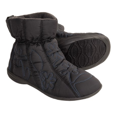 Acorn Ergo Booties - Insulated (For Women)