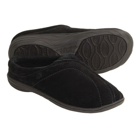 Acorn Ava Slippers - Fleece Lining (For Women)