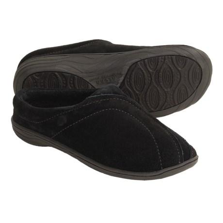 Acorn Ava Slippers - Fleece Lining (For Women)