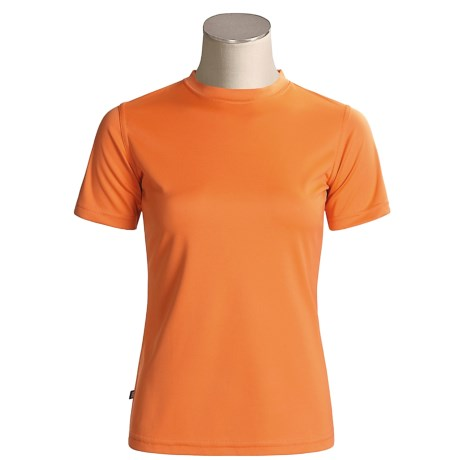 66 North 66° North Grettir Base Layer Top - Lightweight, Short Sleeve (For Women)