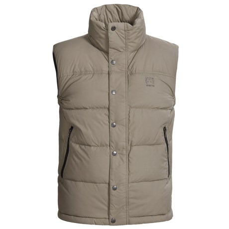 66 North 66º North Laugavegur Down Vest - 500 Fill Power (For Men)