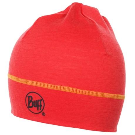Buff Merino Wool Beanie (For Men and Women)