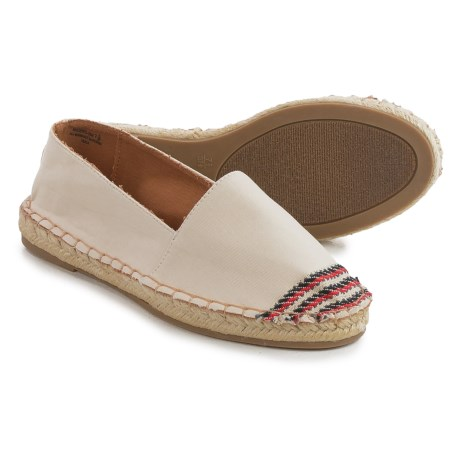 Bamboo Maldives Canvas Espadrilles (For Women)