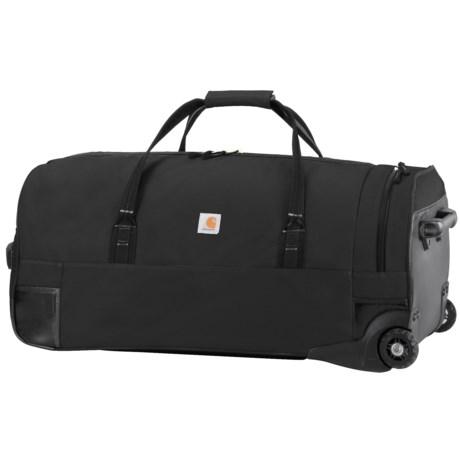 """Carhartt Legacy Rolling Duffel Bag - 30"""""""