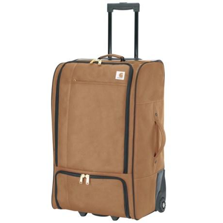 "Carhartt Legacy Gear Traveler Rolling Suitcase - 28"""