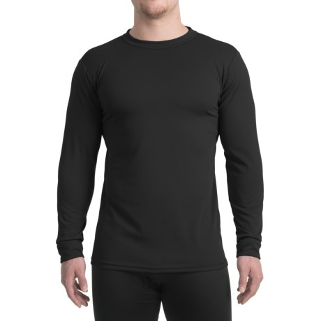 Kenyon Midweight Waffle-Knit Shirt - Crew Neck, Long Sleeve (For Men)