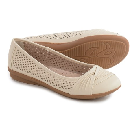 Cliffs by White Mountain Harlyn Ballet Flats - Vegan Leather (For Women)