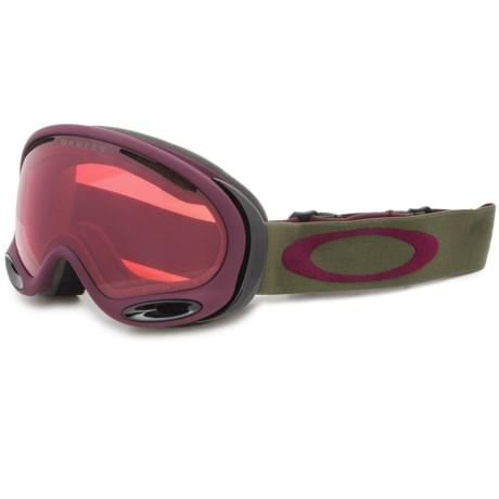 Oakley A-Frame 2.0 Ski Goggles - Prizm® Lens, Asia Fit