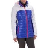 Columbia Sportswear Heatzone 1000 TurboDown® Hooded Jacket - Insulated (For Women)