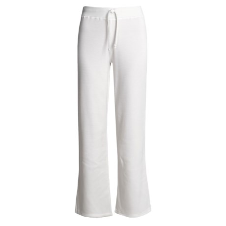 Lauren Hansen Knit Pants - Cotton-Modal (For Women)