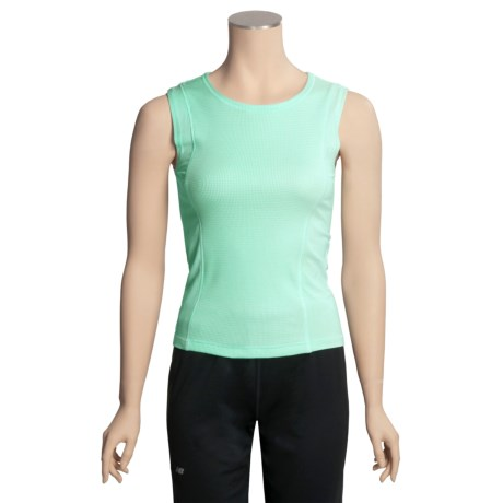 Lauren Hansen Jersey Tank Top - Cotton-Modal (For Women)