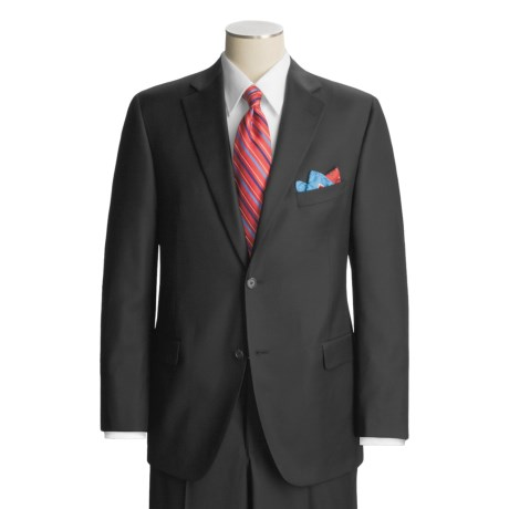 Jack Victor Loro Piana Suit - Worsted Wool (For Men)