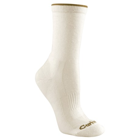 Carhartt Ultimate Merino Wool Socks - Lightweight, Crew (For Women)