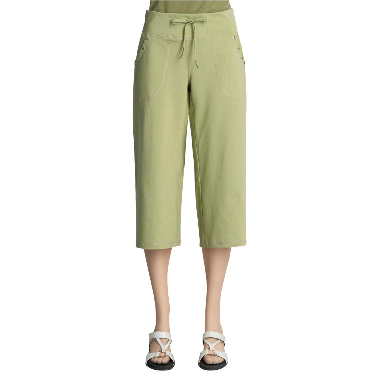 Innovative Faded Glory Womens Cargo Capri Pants  Walmartcom