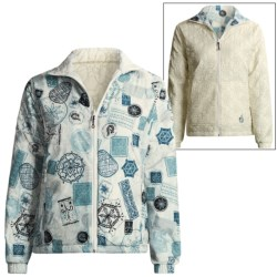 Isis Twirl-n-Spin Jacket - Insulated, Reversible (For Women)