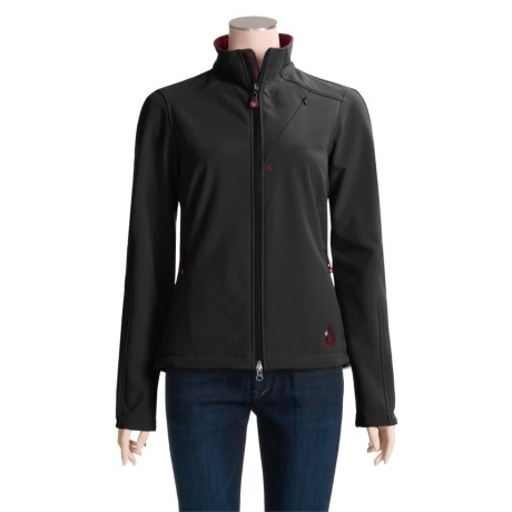 Isis Annapurna Jacket - Soft Shell (For Women)