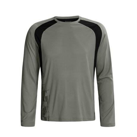 Mountain Hardwear Double Wicked Lite T-Shirt - UPF 30, Long Sleeve (For Men)