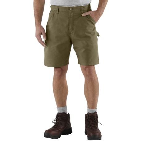 Carhartt Work Shorts - Factory Seconds (For Men)