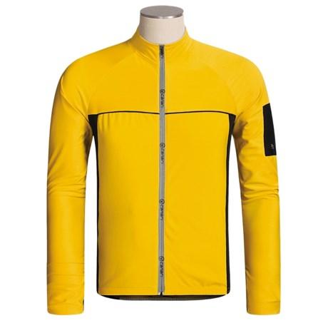 Canari Journey II Cycling Jersey - Full Zip, Long Sleeve (For Men)