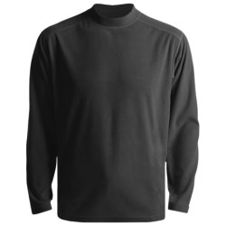 White Sierra Tongass Pullover Mock Turtleneck - Microfleece, Long Sleeve (For Men)