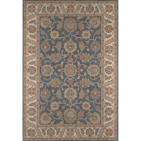 "Momeni Tudor Collection Wool Accent Rug - 3'6""x5'6"""