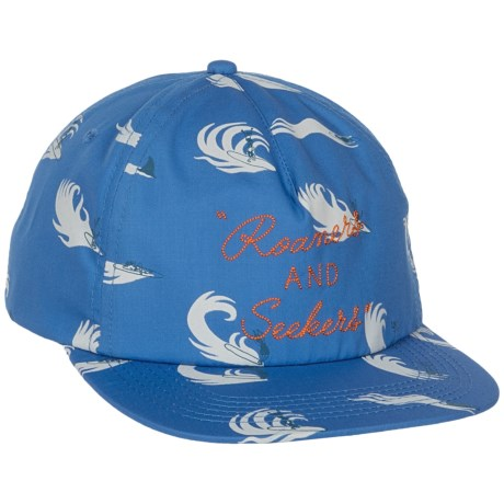 Poler Surfy Snap-Back Baseball Cap (For Men)