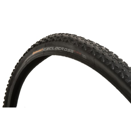 Continental Cyclocross Race Bike Tire - 700x35, Wire Bead