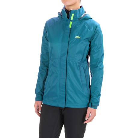 High Sierra Emerson Hooded Jacket - Full Zip (For Women)