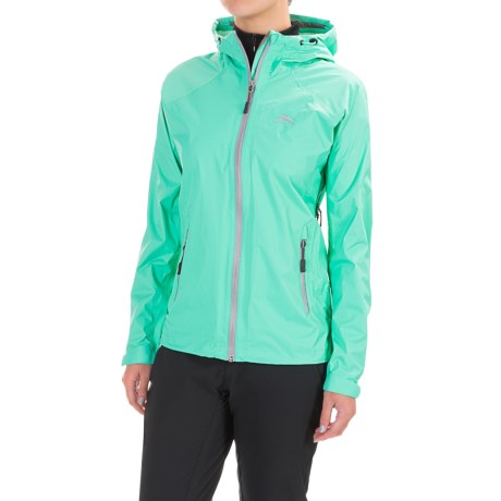High Sierra Isles Hooded Jacket - Waterproof (For Women)