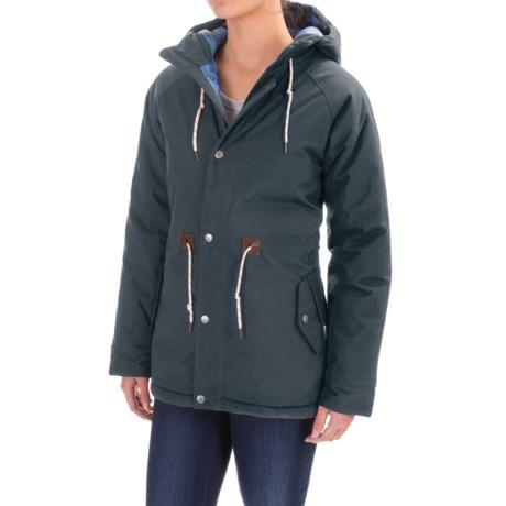 Poler Cedar Jacket - Waterproof, Insulated (For Women)