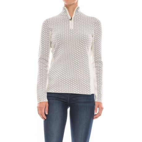 Meister Liana Sweater - Zip Neck (For Women)