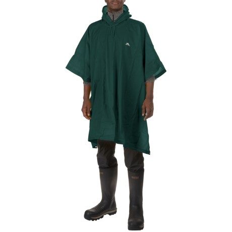 High Sierra EVA Poncho - Waterproof (For Men and Women)