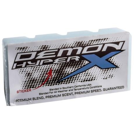 Demon United Hyper X Premium Universal Wax